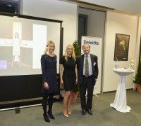 Kitty Montgomery Fashion Show @CCFA Chambre de Commerce Franco-Autrichienne @Deloitte Vienna
