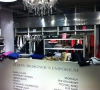 KITTY MONTGOMERY cashmere collection @ Steffl Department Store Vienna – 1st Floor – Women Designer Emporium.