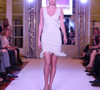 Kitty Montgomery @French Fashion Week 2017 @French Embassy