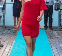 Kitty Montgomery Fashion Show @ Catwalk unter Sternen Event