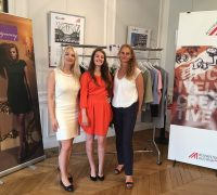 Kitty Montgomery Collection Presentation in Paris