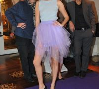 Kitty Montgomery Fashion Show @ XMAS Fashion Luxury Gala @ 5* Hotel Sans Souci Vienna