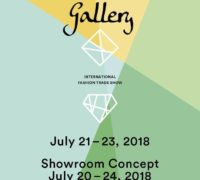 Kitty Montgomery at Gallery Trade Show in Düsseldorf/Germany, July 21-23