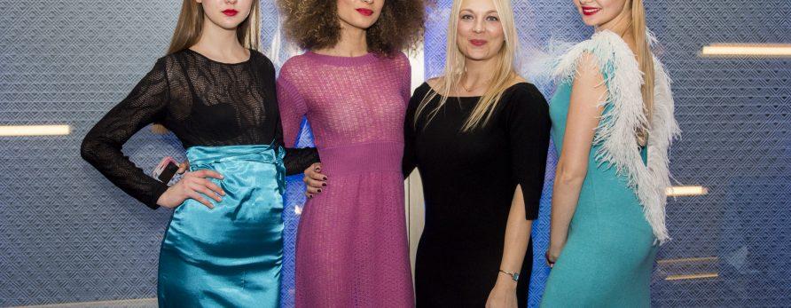 MILAN FASHION NIGHT – Kitty Montgomery Fashion Show during Milan Fashion Week