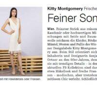 Kitty Montgomery featured on medianet luxury